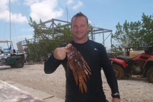 World Lionfish Hunters Association Welcomes New Executive Director