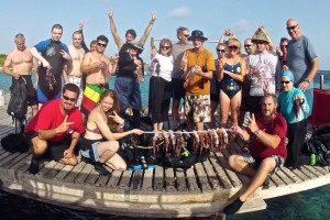 Ennds.org lionfish hunt in Marathon, FL on Sept. 9th