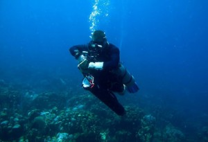 Lionfish Hunting and Sidemount Scuba Diving