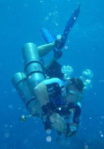 Technical Diving and Lionfish Hunting