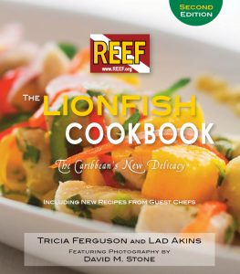 REEF Lionfish Cookbook 2nd edition